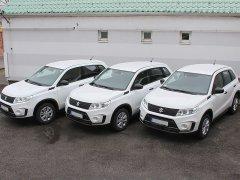 Suzuki Vitara 2018 flotta - Tempomat (AP900), Ülésfűtés (CF-AEM)