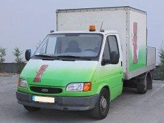 Ford Transit 2005 (kukamosó) - Tempomat (AP900)