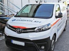 Toyota Proace 2019 - Tolatókamera