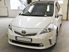 Toyota Prius+ 2012 - Parkradar (Rhino TR4 Light)