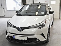 Toyota C-HR 2019 - HUD