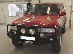 Toyota Land Cruiser 100 1992 - Tempomat (AP500)