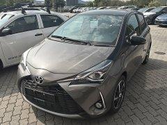 Toyota Yaris 2019 - Komfortmodul