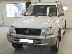 Toyota Land Cruiser 90 2001 - Tempomat (AP500)