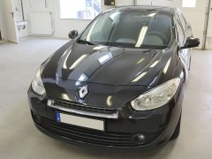Renault Fluence 2012 - Tolatóradar
