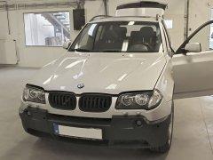 BMW X3 2004 - Parkolóradar