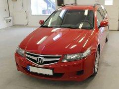 Honda Accord 2007 - Tempomat, rablásindításgátló