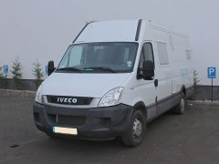 Iveco Daily 2010 - Tempomat (AP900Ci)