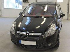Opel Corsa D 2010 - Ülésfűtés (Rhino CF-ARM), Rablásgátló (Rhino 3000ITR)