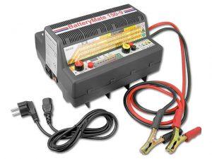 BatteryMate 150-9 professzionális akkumulátortöltő regeneráló (12V, 1-9A, 2-40Ah, 4 töltési fázis)