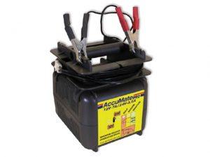 AccuMate PRO 12/24 automata akkumulátortöltő (12V/24V, 7A/3.5A, 24-336Ah/10-168Ah, 4 töltési fázis)