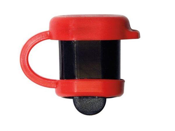 O01 Vízvédett töltőkábel csatlakozó akkumulátorhoz (M6, 5A) 3