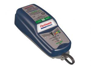OptiMATE Lithium LFP 4s, 5A automata LiFePO4 akkumulátortöltő (12.8V, 5A, 2-100Ah, 10 töltési fázis)