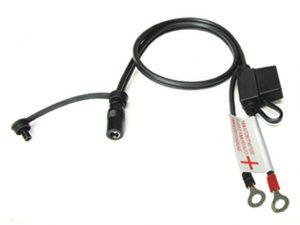 O21 Akkumulátor-vezeték fűthető ruhához (10A; 50cm)
