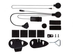 Alkatrész készlet - tartókeret, audió (FF MIC, F5)