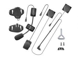 Alkatrész készlet - tartókeret, audió (DUAL MIC, kis hangszóró, '18 mini USB, A/T/S/U/L)