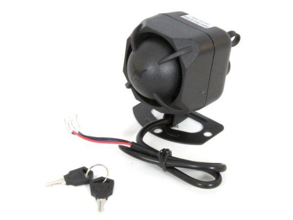 HC-520-1200B Akkumulátoros sziréna - változott név íéáűőúöüó
