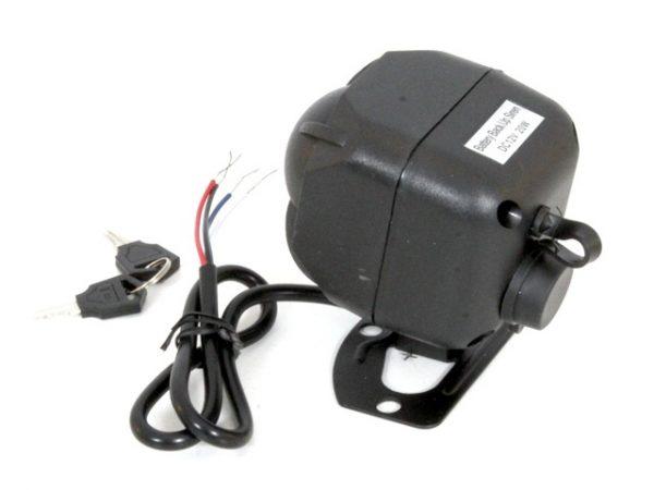 HC-520-1200B Akkumulátoros sziréna - változott név íéáűőúöüó 1