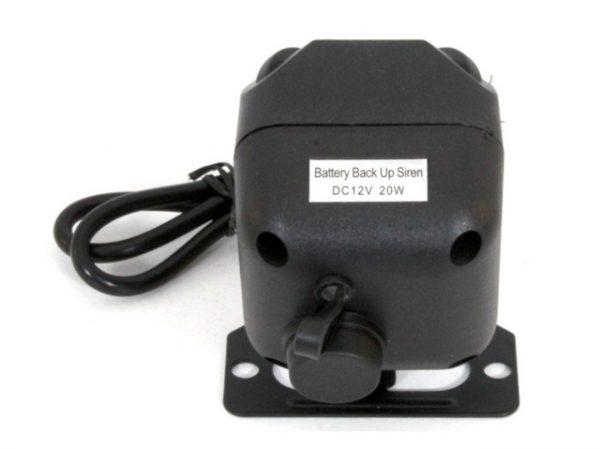 HC-520-1200B Akkumulátoros sziréna - változott név íéáűőúöüó 2
