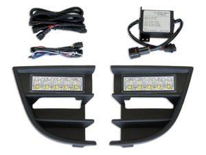 Esuse DL-SK002 LED nappali menetfény, Skoda Octavia (1Z) 2009-2012