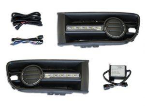 Esuse DL-VW006 LED nappali menetfény, Volkswagen Polo (9N)