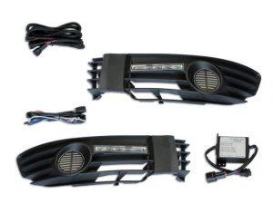 Esuse DL-VW007 LED nappali menetfény, Volkswagen Passat (3BG) 2001-2005
