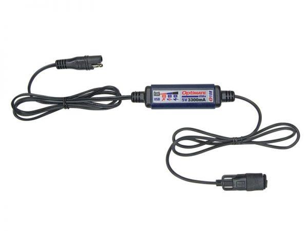 O108 Univerzális USB töltő (3,3A)