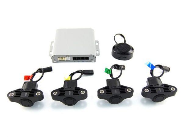 TR4-K(NKXP) Tolatássegítő konzolos érzékelőkkel (12/24V)