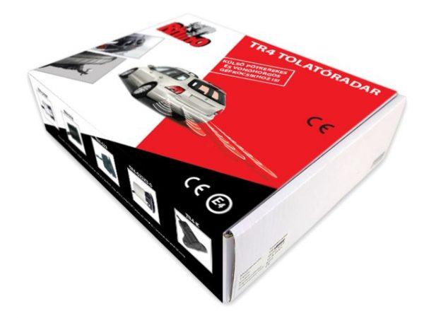 TR4-K(NKXP) Tolatássegítő konzolos érzékelőkkel (12/24V) 8