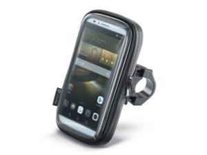 """Tartó SMARTPHONE-hoz 6,5"""" (csőkormányra)"""