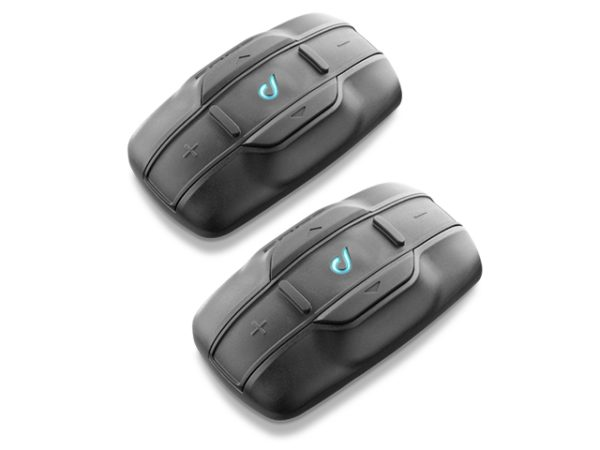 Interphone EDGE TWIN PACK Bluetooth motoros kommunikáció