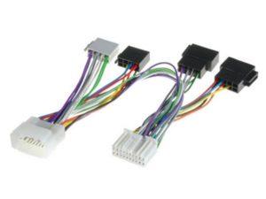 Fiat, Honda, Opel, Suzuki Parrot ISO adapterkábel