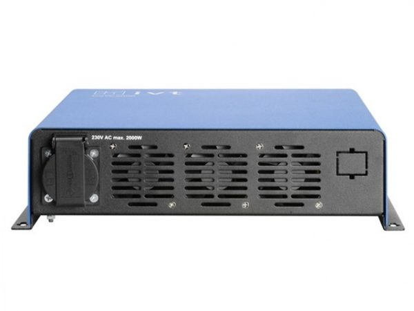 ivt DSW-2000W/24V digitális szinusz inverter 3