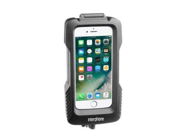Tartó iPhone 6 Plus/6S Plus (csőkormányra) 3