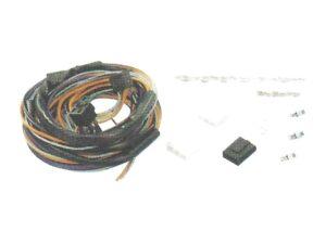 Spal 3302.0031 ablakemelő kábelköteg 3 kapcsolóhoz (3/6+csatlakozó)