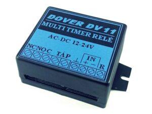Dover DV11 Multi Timer Relé (12/24V, 5...10s)