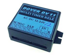 Dover DV11/2 Multi Timer Relé (12/24V, 3...5s)