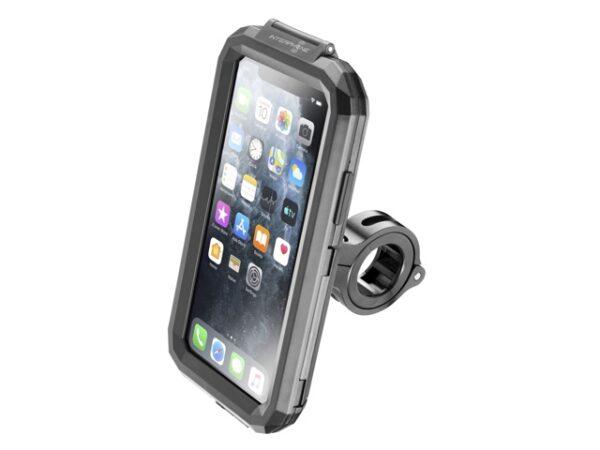 Interphone ICASE iPhone 11 Pro telefontartó motorkerékpárra