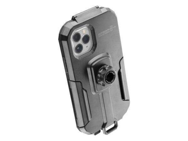 Interphone ICASE iPhone 11 Pro Max telefontartó motorkerékpárra 1