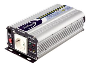 Intelligent SN-350USB-24V szinusz inverter