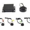 Rhino TR4 Light L20 M5 tolatóradar lapos érzékelőkkel
