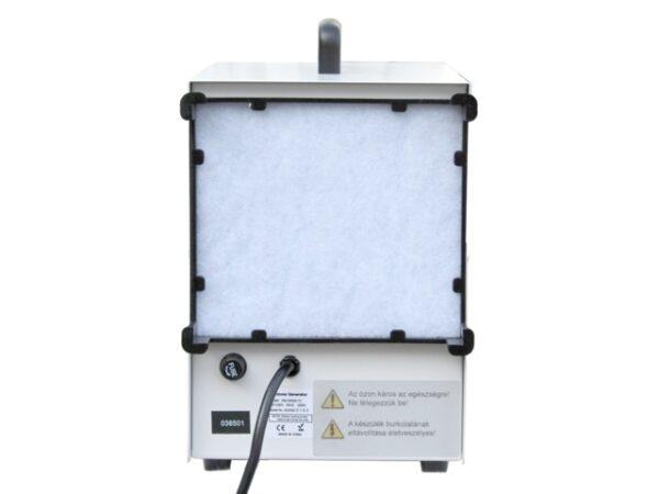 Ózongenerátor (20.000 mg/h, 205W, bézs, UV-C lámpa) 2