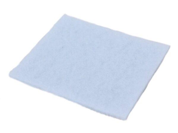 Textil előszűrő betét (17x15 cm)