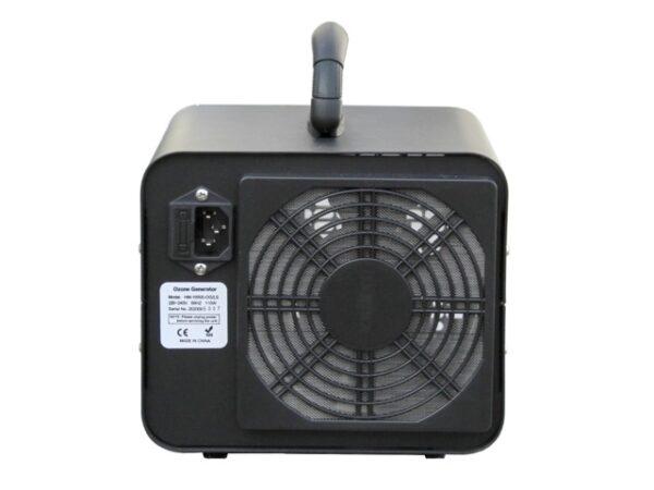 Ózongenerátor (10.000 mg/h, 110W, fekete) 2