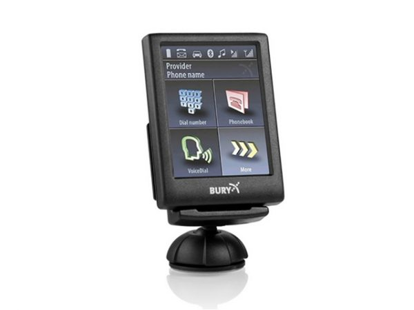 BURY CC9056 Plus Bluetooth autós telefonkihangosító