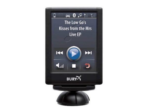 BURY CC9056 Plus Bluetooth autós telefonkihangosító 1