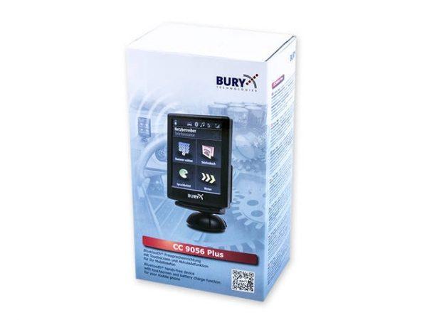 BURY CC9056 Plus Bluetooth autós telefonkihangosító 9