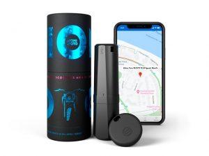 MONIMOTO MM5 (EU) Hordozható intelligens GPS alapú motorkerékpár nyomkövető