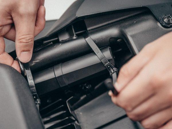 MONIMOTO MM5 (EU) Hordozható intelligens GPS alapú motorkerékpár nyomkövető 5
