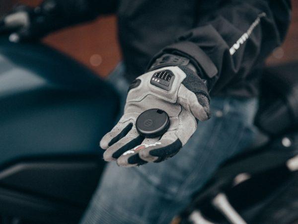 MONIMOTO MM5 (EU) Hordozható intelligens GPS alapú motorkerékpár nyomkövető 6